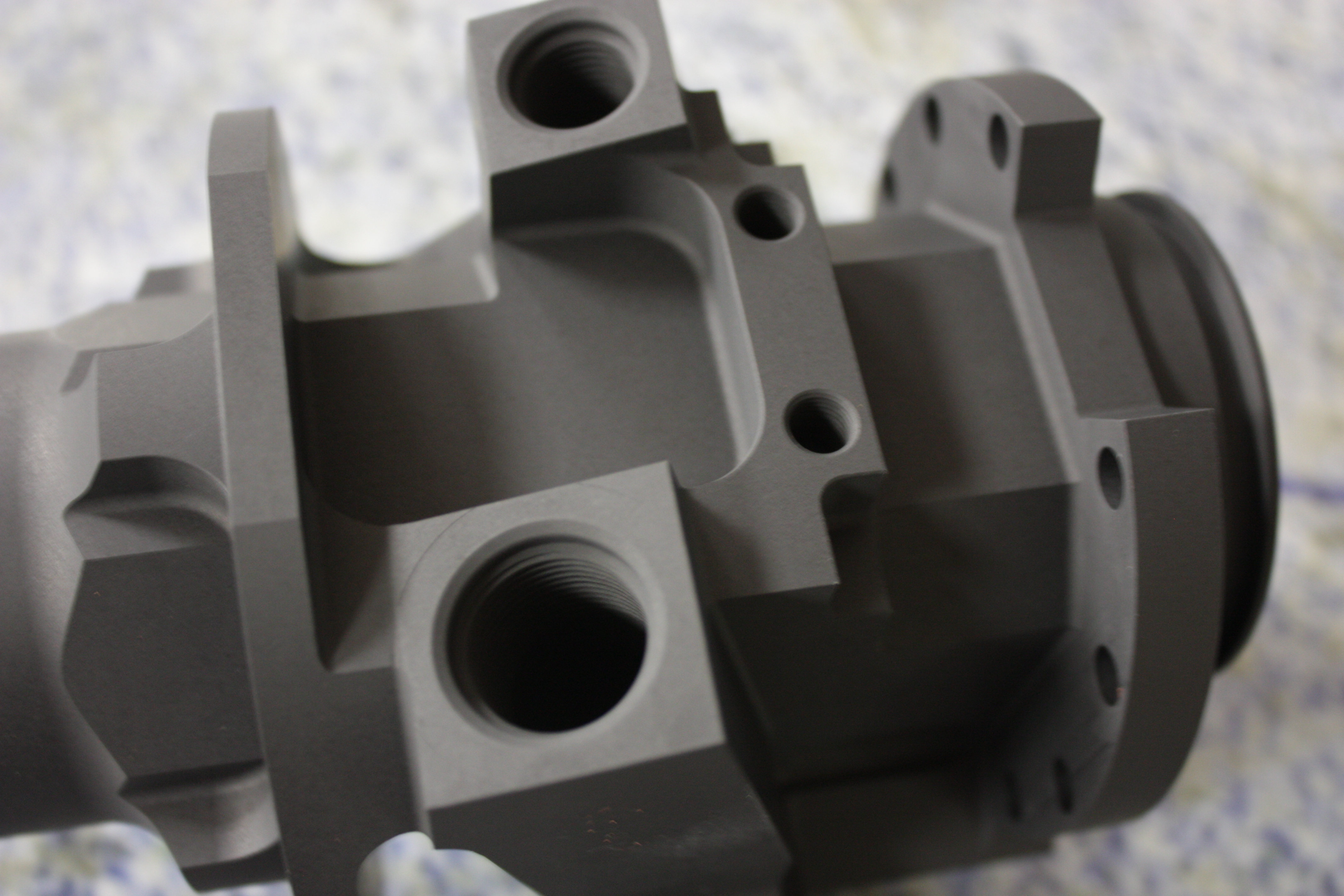 Our Capabilities for NADCAP Certified Metal Finishing and