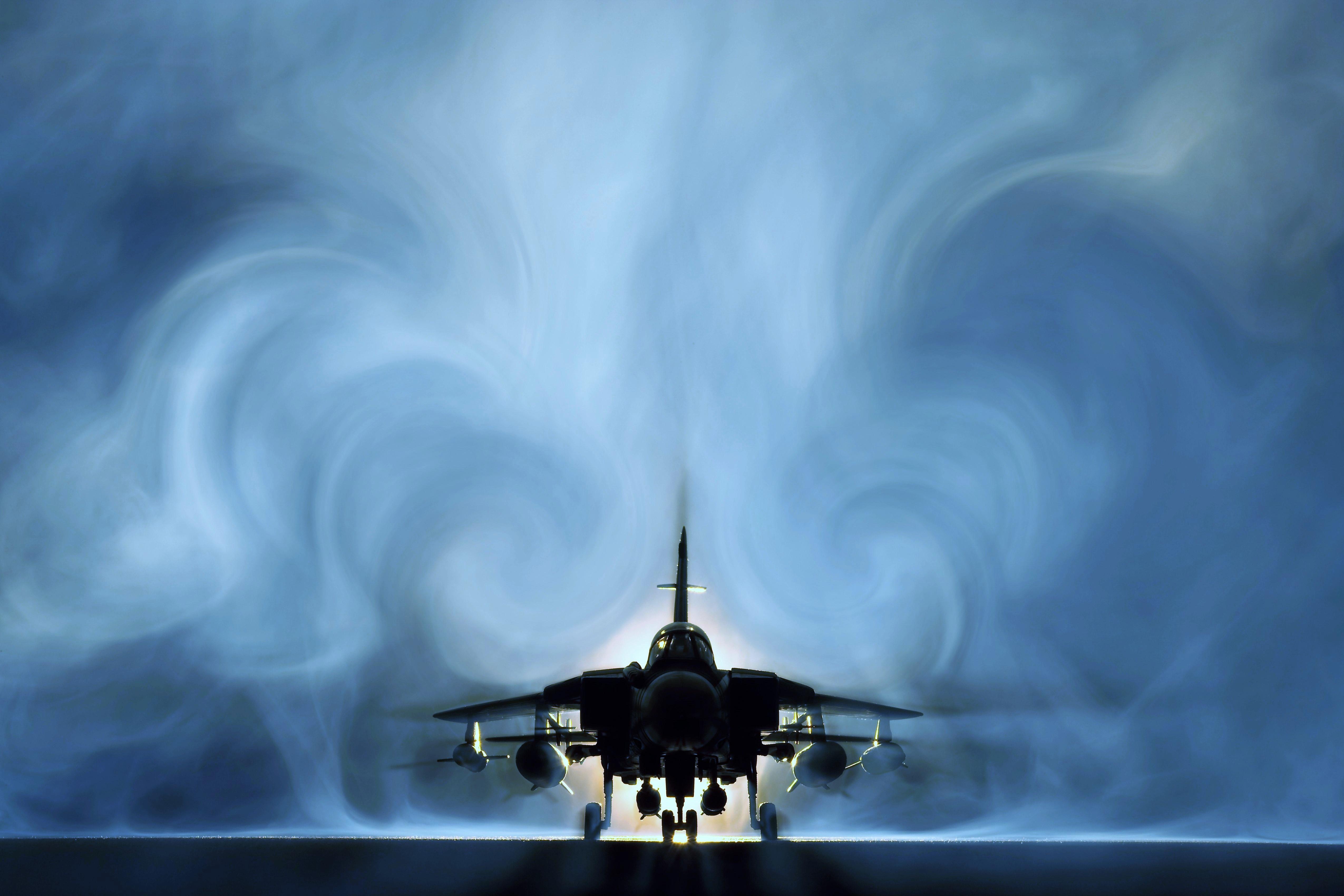 AeroDynamics Metal Finishing Fighter Jet header image