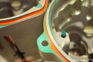 We offer a variety of capabilities such as NADCAP certified metal finishing, Anodize, Chemfilm, Chrome, Electroless & Electrolytic Nickel, and Passivation.